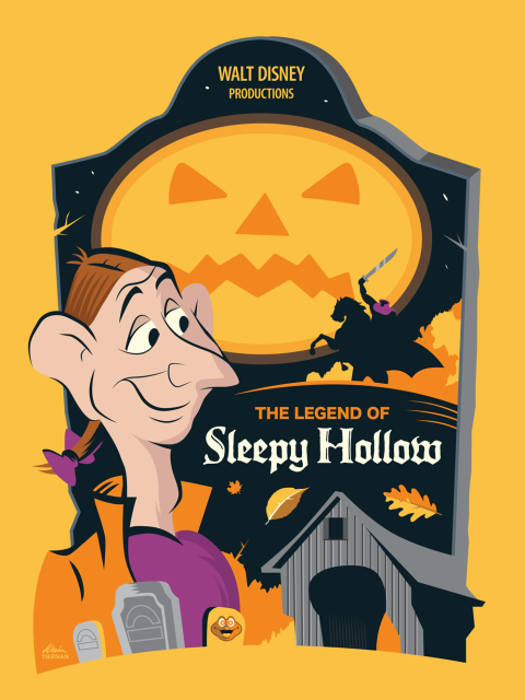Disney's The Legend of Sleepy Hollow