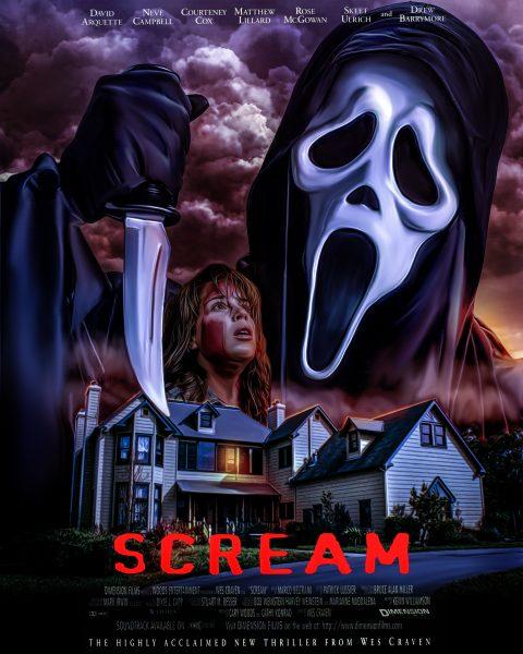 Scream Alternate Poster