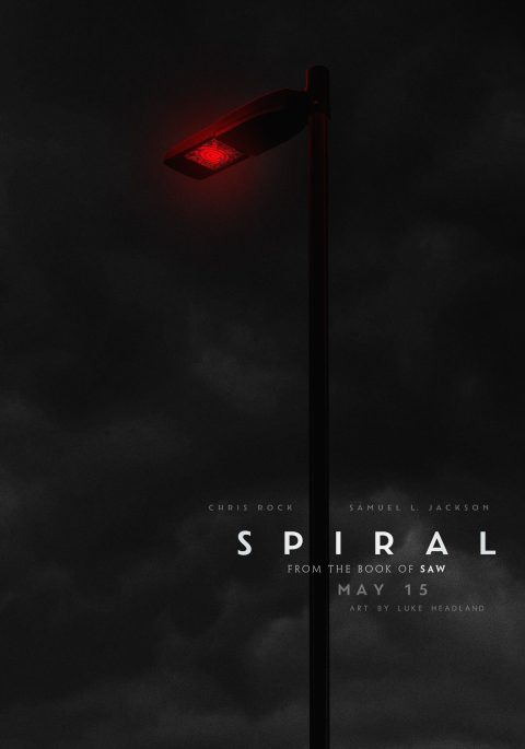 Spiral: From The Book of Saw Movie Poster