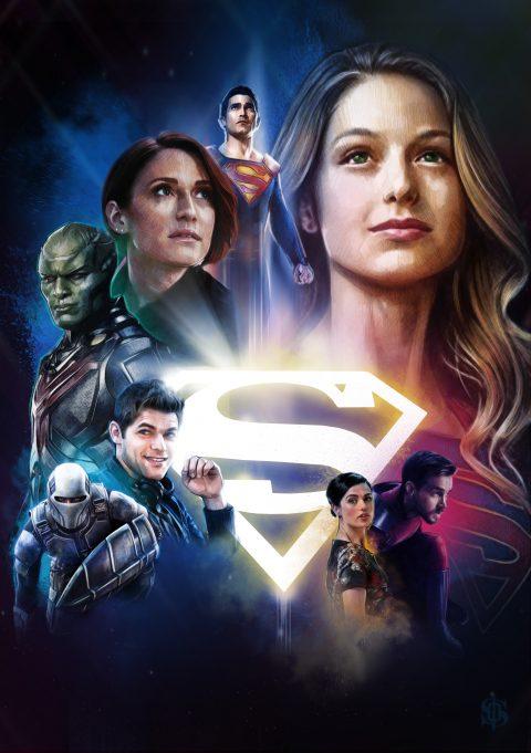 Supergirl – DC Universe