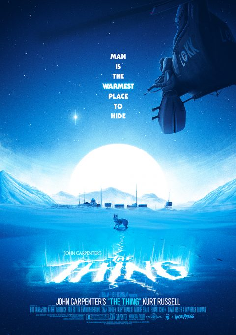 The Thing – The Beginning