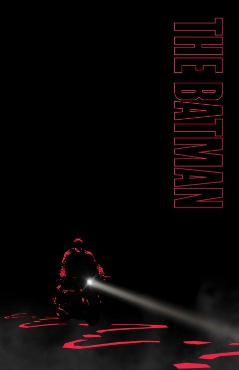 The Batman Alternative Poster