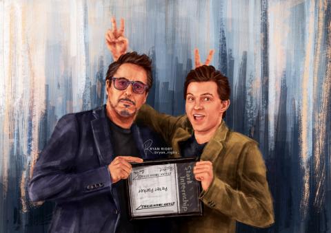 Tony&Peter