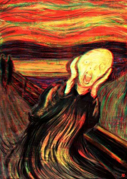 The Fifth Scream – Adobe Hidden Treasures
