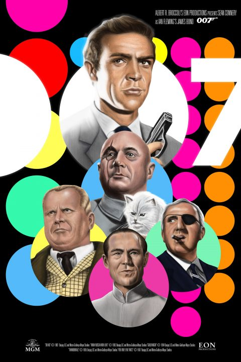 007: The Sean Connery Collection