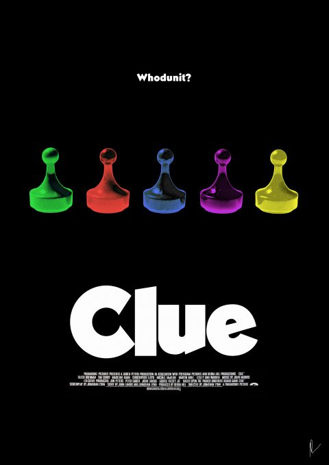 Clue: Whodunit?