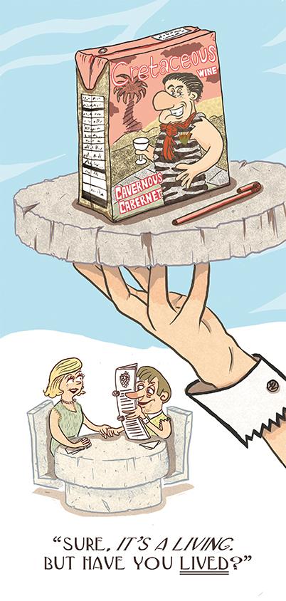 'Cretaceous – The Adult Juice Box'