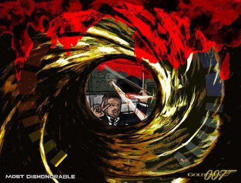 GOLDENEYE 007 –  'Most Dishonorable'