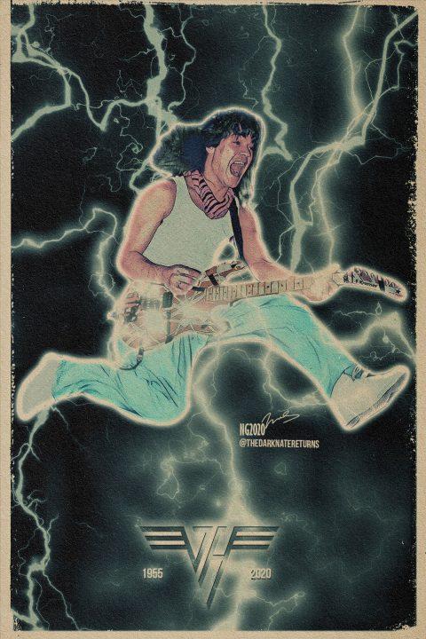 ROCK GOD – Eddie Van Halen Tribute