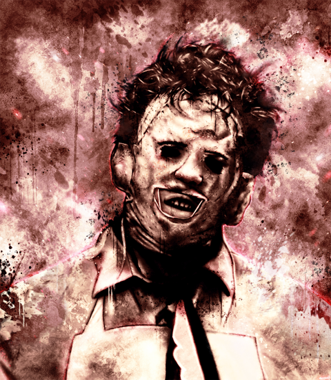 Texas chainsaw massacre – Leatherface