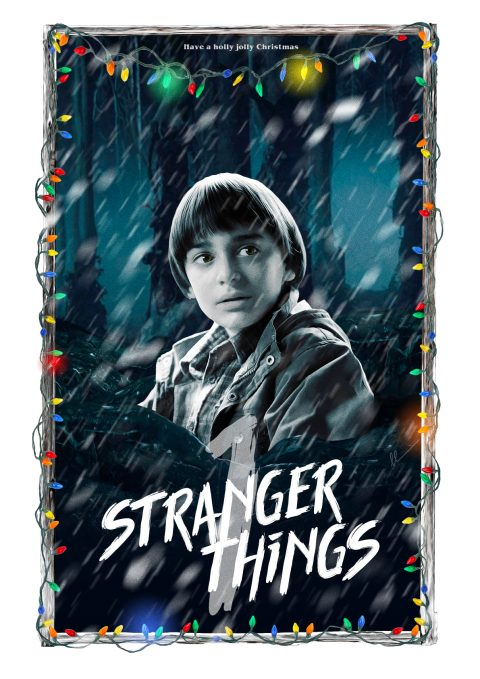 Stranger Things: Holly Jolly