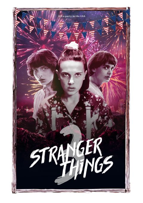 Stranger Things: Born in the USA