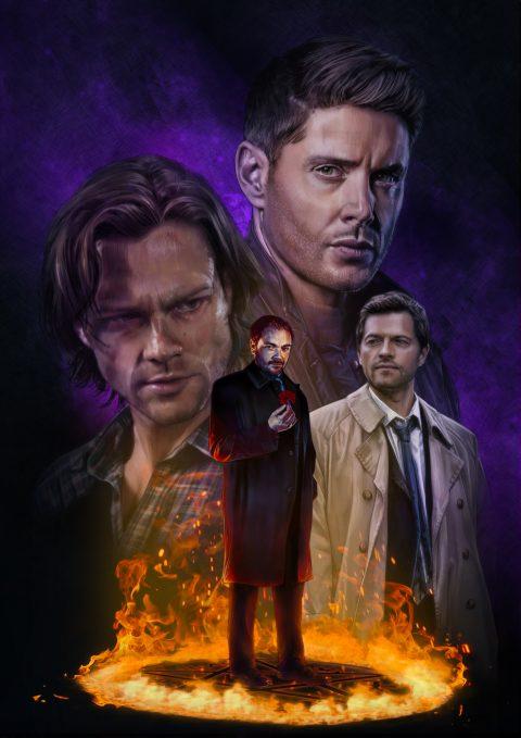 Supernatural – Cast