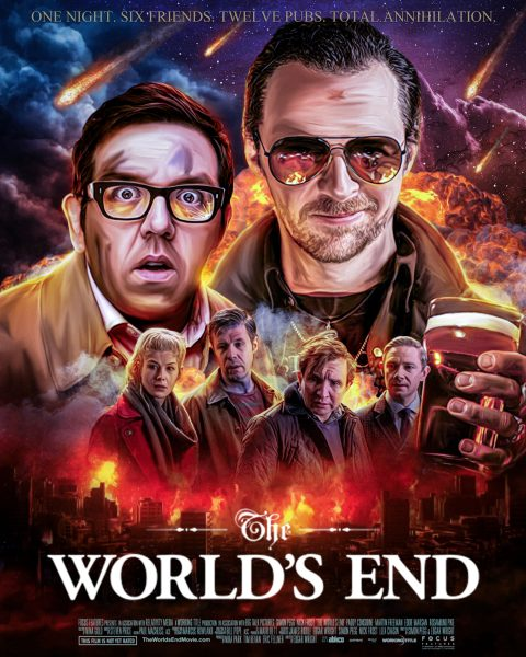 At World's End alternate poster