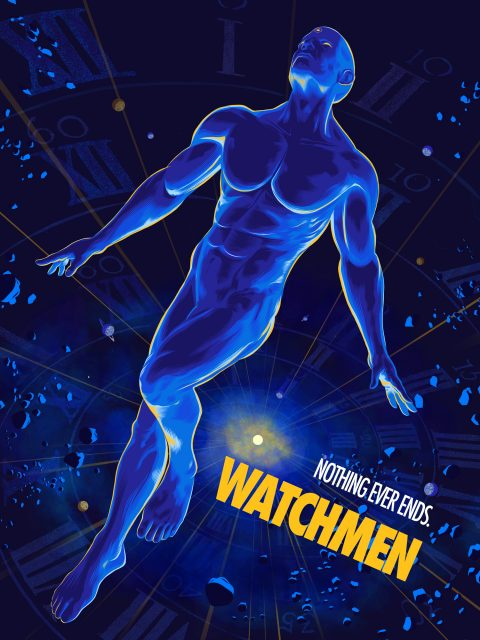 Watchmen tribute