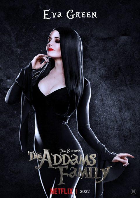 Morticia | Addams Family Reboot