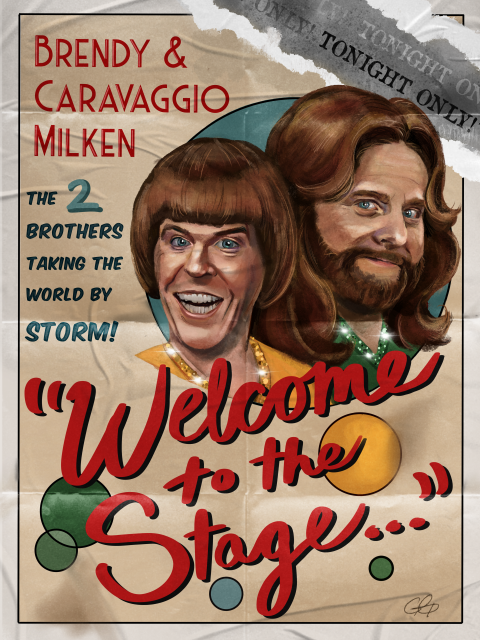 Welcome To The Stage… – Fake Movie Poster