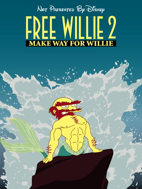 MAKE WAY FOR WILLIE!