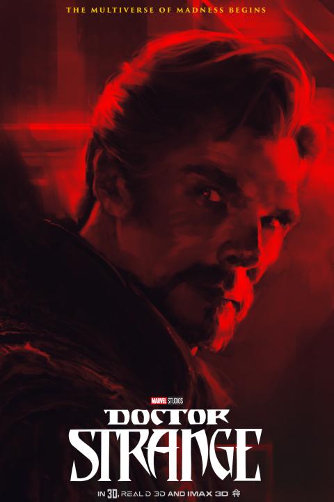 Doctor Strange in the multiverse