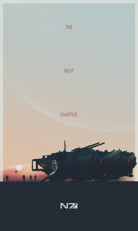 Mass Effect – The Next Chapter