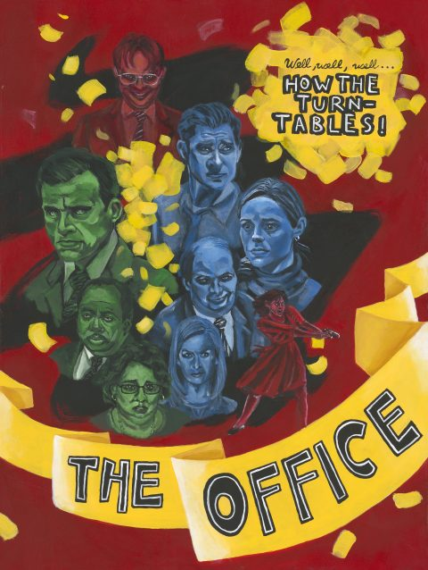 The Office – 1940s Thriller