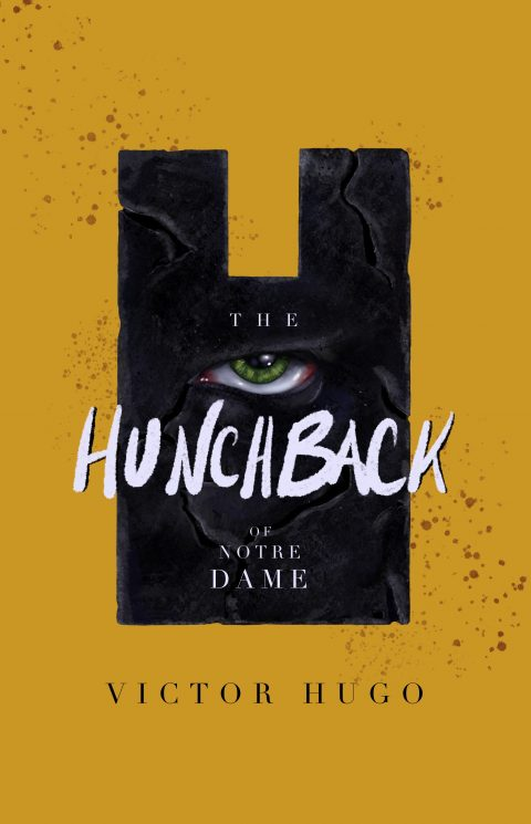 The Hunchback of Notre Dame – book cover