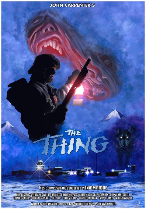 The Thing John Carpenter 1982 alternative 2
