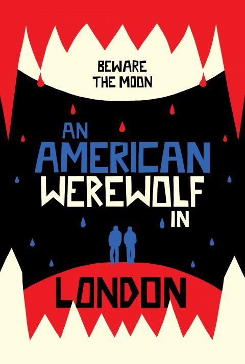 An American Werewolf in London – Art VS/Collaboration