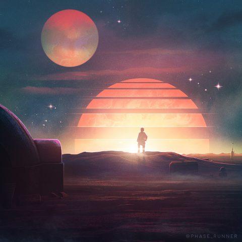 Star Wars: Binary Sunset