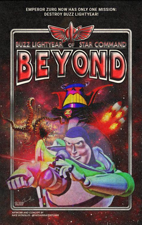 BUZZ LIGHTYEAR OF STAR COMMAND II: BEYOND
