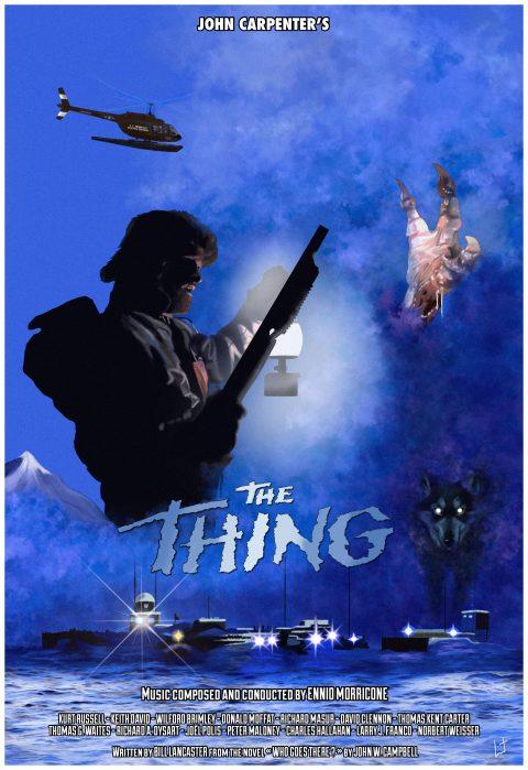 The Thing John Carpenter 1982 alternative 1