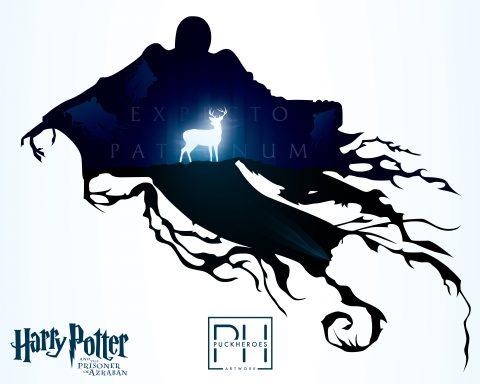 "Harry Potter ""Expecto Patronum"""