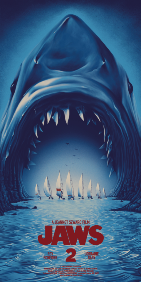 Open Wide – Jaws 2
