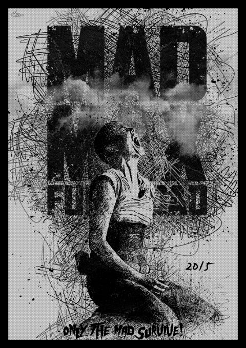 Mad Max [fury road] [graphite]