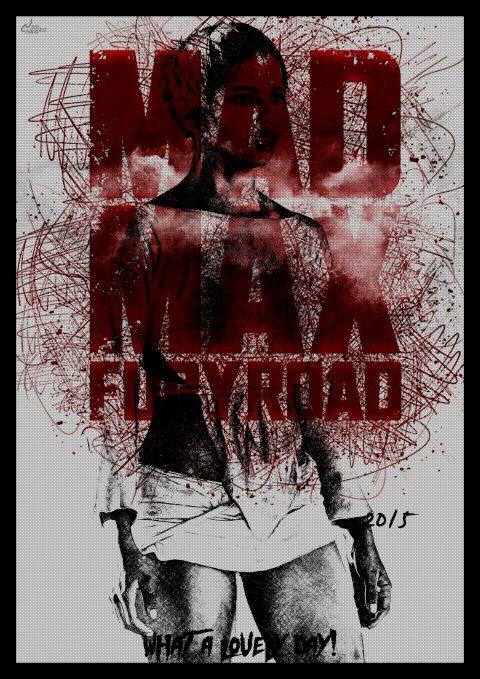 Mad Max [fury road] [graphite]v2