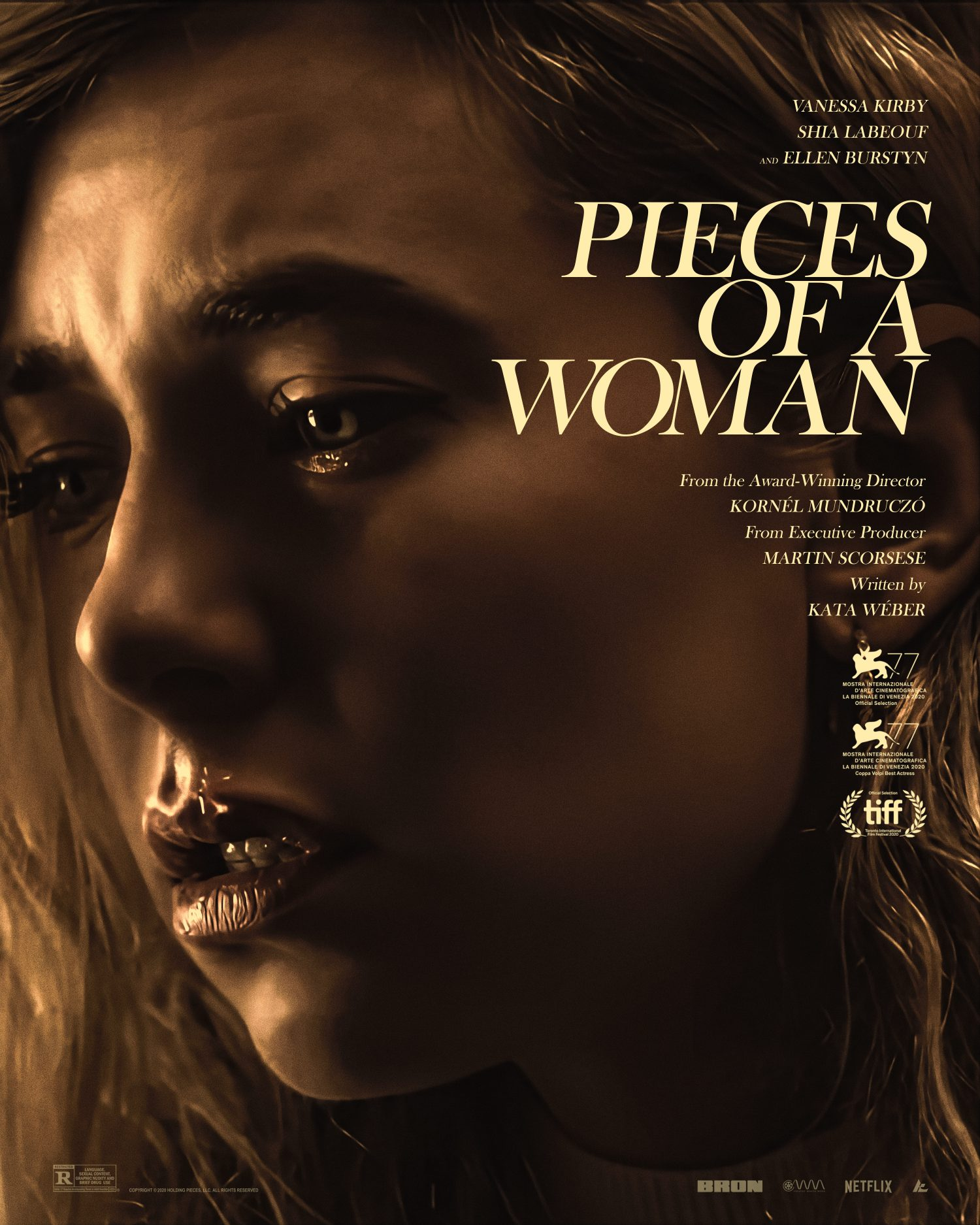 Pieces of a Woman - PosterSpy