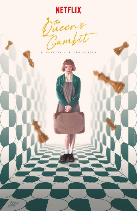THE QUEEN'S GAMBIT | Alternative Poster Series