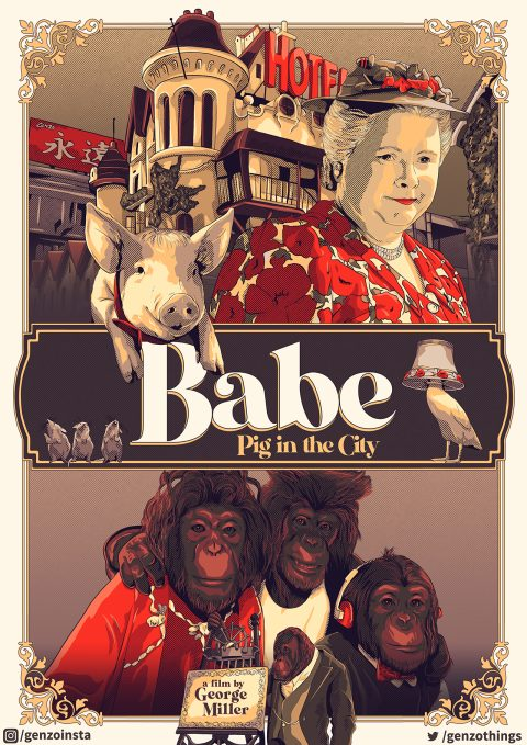Babe – Pig in the City