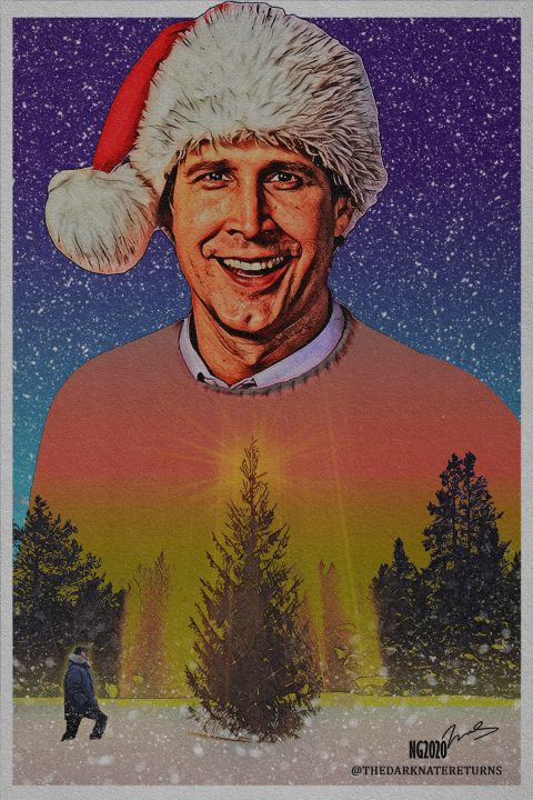 Clark Griswold (NATIONAL LAMPOON'S CHRISTMAS VACATION)
