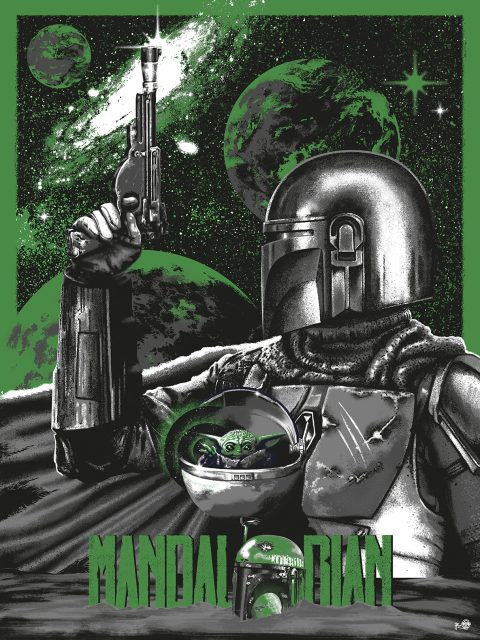 The Mandalorian (variant)