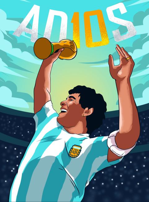 AD10S Maradona
