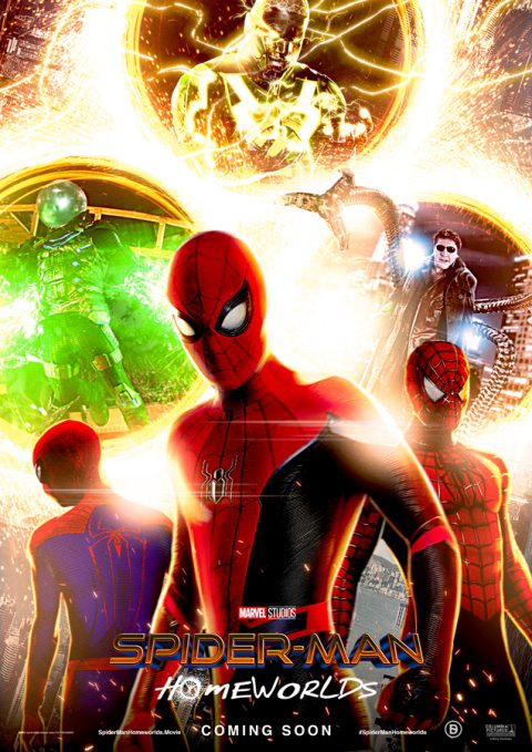 Spider-Man: Homeworlds