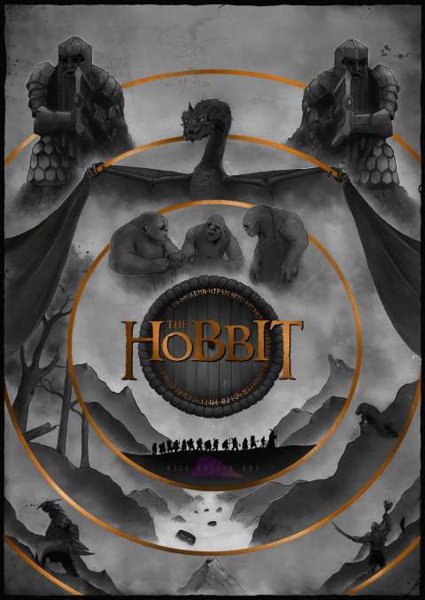 The Hobbit Gold Edition