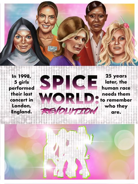Spice World: Revolution