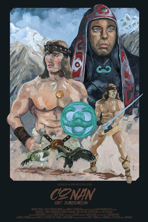 Conan, The Barbarian – Black Edition + White Edition