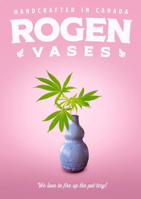 Rogen Vases