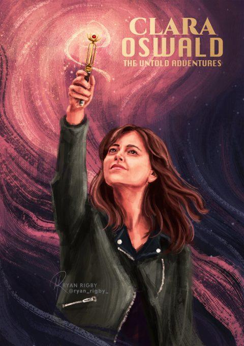 Clara Oswald: The Untold Adventures