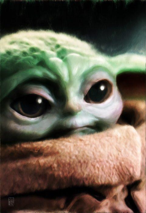 The Mandalorian, Grogu (Baby Yoda)