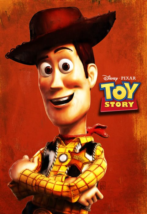 Toy Story, Sheriff Woody