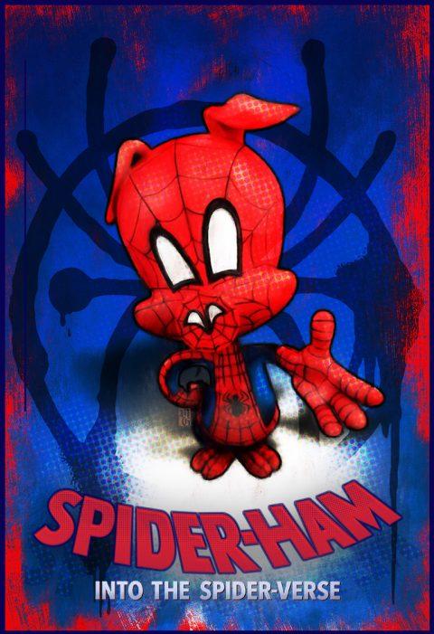 Spider-Ham, Into the Spider-Verse